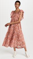 Thumbnail for your product : Free People Bonita Printed Midi Dress