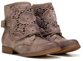 Not Rated Women's Crunchy Crunch Lace Up Boot