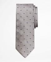 Brooks Brothers Dot Rep Tie
