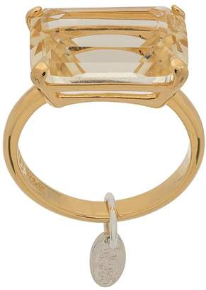 Wouters & Hendrix citrine crystal ring