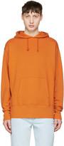 Vans Orange Our Legacy Edition Logo Hoodie