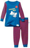 Intimo Goodnight Moon Tight Fit Pajama Set (Baby & Toddler Boys)