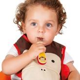 Skip Hop Zoo Toddler Utensil Set - Monkey