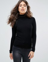 Only Karol Rollneck Knit Sweater