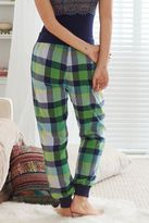 aerie Flannel Jogger