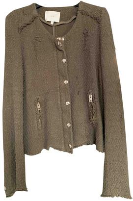 IRO Green Cotton Jackets