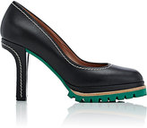 Marni Women's Sculpted-Heel Platform Pumps