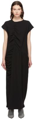Totême Black Calvello Dress