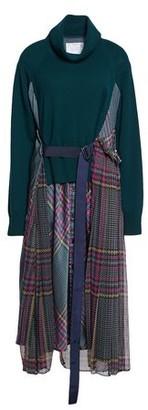 Sacai Knee-length dress