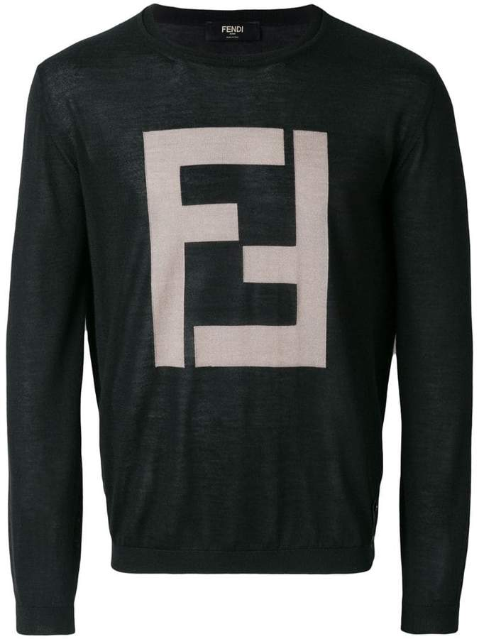 ceb874e42739 Fendi Men s Sweaters - ShopStyle