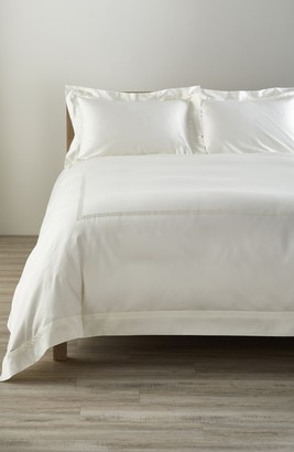 Matouk Nocturne 600 Thread Count Duvet Cover