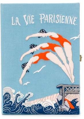 Olympia Le-Tan La Vie Parisienne clutch