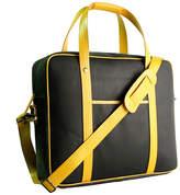 Reclaimed Fire Hose Briefcase