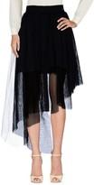Relish Knee length skirts - Item 35347901