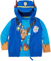 Novelty T-Shirts Paw Patrol 2-pc. Costume Fleece Set - Toddler 2T-5T