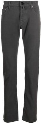 Jacob Cohen Comfort Fit straight-leg trousers