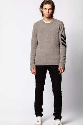 Zadig & Voltaire Kennedy Arrow Sweater