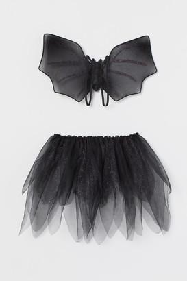 H&M Bat Costume - Black
