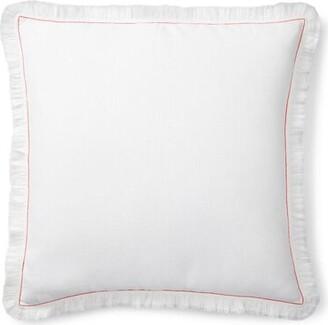 Lauren Ralph Lauren Maggie Linen 20'' Throw Pillow Cover