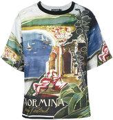 Dolce & Gabbana Taormina printed T-shirt