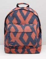 Mi-Pac Premium Backpack in Diamond Felt
