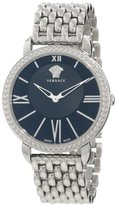"Versace Women's M6Q99D008 S099 ""Krios"" Stainless Steel Watch"