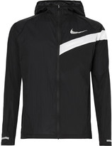 Nike Running Impossibly Light Ripstop Hooded Jacket