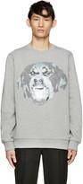 Givenchy Grey Rottweiler Sweatshirt