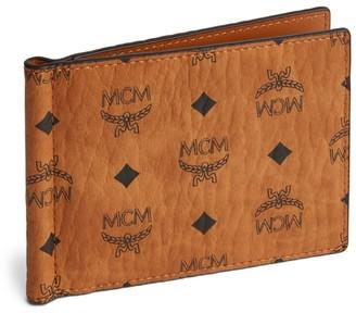 MCM Claus Visetos Bifold Wallet