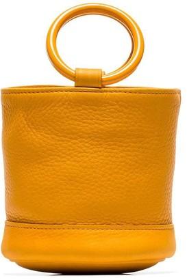 Simon Miller orange Bonsai 15 leather bracelet bag