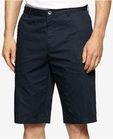 Calvin Klein Men's Big & Tall Twill Walking Shorts