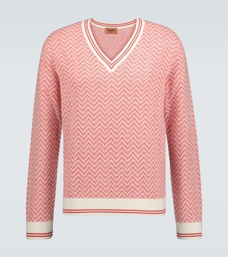 Missoni Cashmere-blend sweater