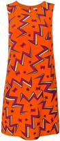 M Missoni stars print shift dress - women - Silk/Polyester/Acetate - 38