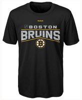 Reebok Boys' Boston Bruins TNT Freeze Reflect T-Shirt