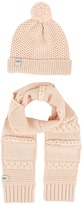 UGG Novelty Beanie and Scarf Boxed Set (Toddler/Little Kids)