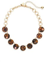 Kate Spade Women's 'Out Of Her Shell' Collar Necklace