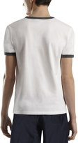 Gucci Decal Tee, White
