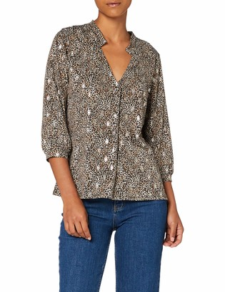 Morgan Women's Tshirt Manches Longues Imprime There Blouse