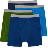 STAFFORD Stafford 4-pk. Boxer Briefs - Big & Tall