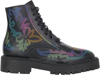 Jessie Western X Boots