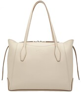 Thumbnail for your product : Tod's Logo Embossed Medium Shopping Bag