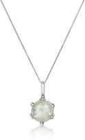 Tagliamonte Mia & Beverly Spectrolite and Diamond 18K Gold Charm Necklace