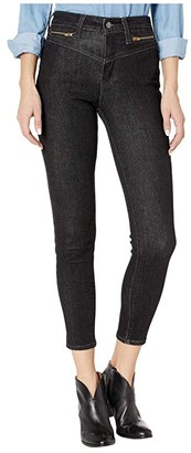 Levi's Womens 721 High-Rise Zip Front Ankle (Cake) Women's Jeans