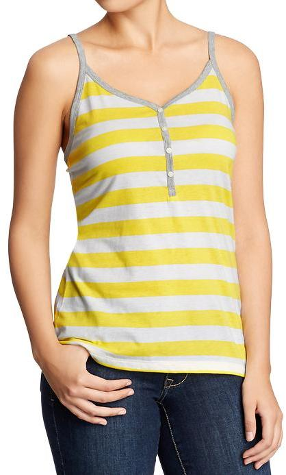 Old Navy Women's Button-Front Tanks