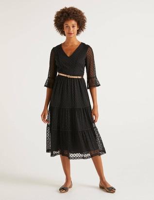 Rosanna Embroidered Dress