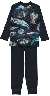 Molo Space Car Tedros Pyjama Set (2-14 Years)
