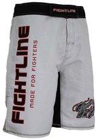 Black Temptation Professional MMA Fight Shorts UFC Game Wicking Shorts-L-W-9