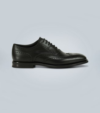 Church's Parkstone leather oxford brogues