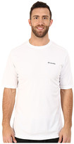 Columbia Big & Tall Meeker PeakTM Short Sleeve Crew