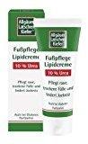 Allgauer FuBpflege Lipidcreme 10 Urea 100ml cream by